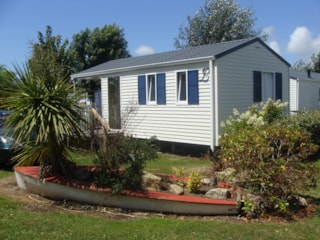 Mobile home Flots Eco  25m² (2 bedrooms) + sheltered terrace