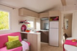 Rental - Mobile home Large Confort +  32m² (3 bedrooms) + terrace - Flower Camping les Genêts