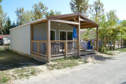 Accommodation - Chalet Chalutier 2 Bedrooms 31M² 2018 - Camping Ile de la Comtesse