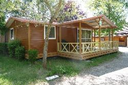 Wheelchair friendly Camping Ile De La Comtesse - Murs Gelignieux