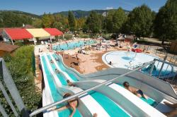 Establishment Camping Ile De La Comtesse - Murs Gelignieux