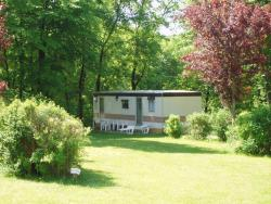 Rental - Mobile-home 2 Bedrooms (2 adults + 2 children) - Camping Les Tourterelles