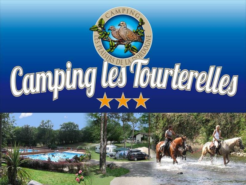 Establishment Camping Les Tourterelles - Tourtoirac