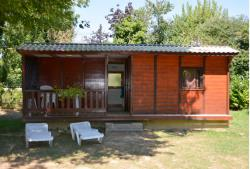 Chalet 24m² - without toilet blocks