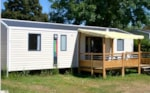 Rental - NIRVANA Residence 40m² (4 bedrooms) - Camping Les Bords de Loue
