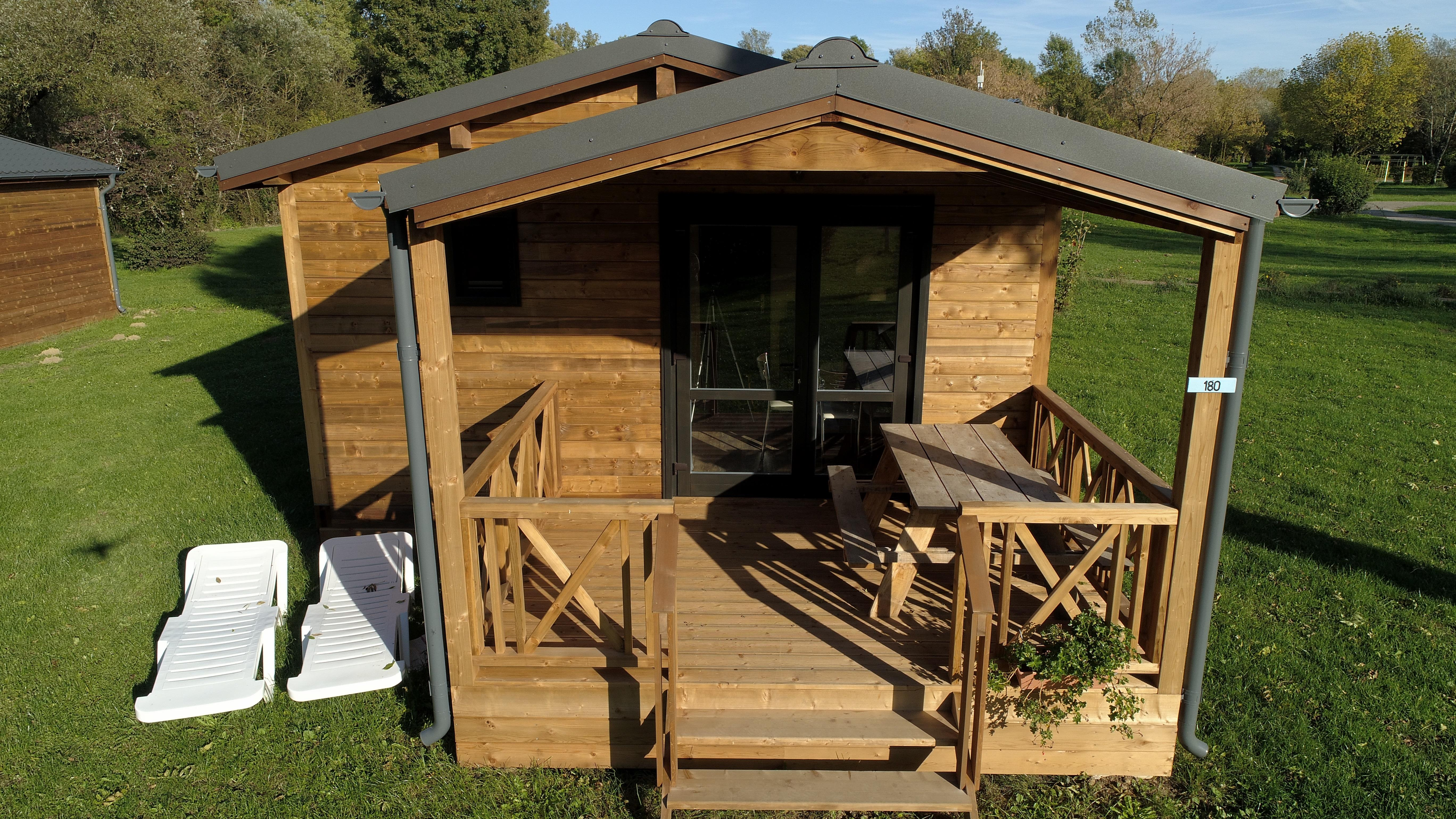 Chalet Monia 30m² (2 chambres)