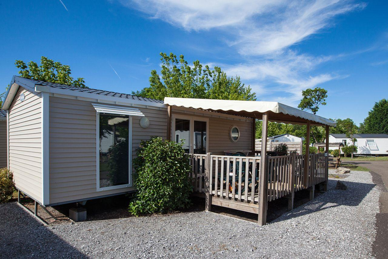 Location - Cottage 2 Chambres *** - Camping Sandaya Sanguinet Plage