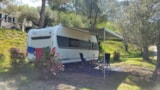Pitch - Pitch For Caravan - Camping Village Cerquestra