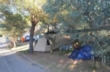 Pitch - Pitch for standard tent - Camping Village Cerquestra