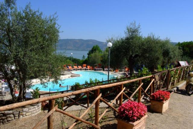 Bathing Camping Village Cerquestra - Magione