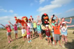 Entertainment organised Camping La Nautique - Narbonne