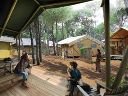 Tenda Lodge Glamping Milà