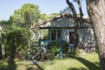Rental - Bungalow Ganxó *** 1 room with breakfast included - YELLOH! VILLAGE - SANT POL