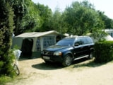 Pitch - Package: Pitch + Car + Tent Or Caravan + Electricity - Camping la Forêt