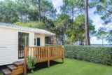 Rental - Mobile-home 2 bedrooms - Camping Mayotte Vacances