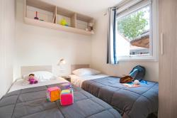 Huuraccommodaties - COTTAGE 6 pers. 3 Kamers *** airconditioning - Les Méditerranées - Camping Charlemagne