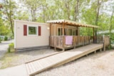 Rental - Mobile-Home 2 Rooms Adapted To The People With Reduced Mobility - Amac Camping Verdon Parc