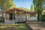 Rental - Chalet 2 Rooms - Amac Camping Verdon Parc