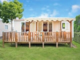 Rental - Mobil-Home 3 Rooms - Amac Camping Verdon Parc