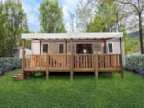 Rental - Mobile-Home 3 Rooms - Amac Camping Verdon Parc