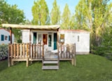 Rental - Mobile-Home 2 Rooms - Amac Camping Verdon Parc