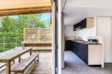 Rental - Mobile-home 2 bedrooms new 2018 - Camping VERDON PARC