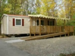 Wheelchair friendly Amac Camping Verdon Parc - Gréoux-Les-Bains