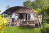 Rental - Tents (Country Camp (Lodge) - Château Camping La Grange Fort