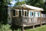 Rental - Mobil-home Louisiana - Château Camping La Grange Fort