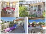 Rental - Cottage 3 bedrooms **** with air-conditioning + Dishwasher - YELLOH! VILLAGE TURISCAMPO
