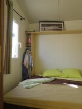 Rental - Mobi-Tent Tithome - without toilet blocks - Camping Le Jardin des Cévennes