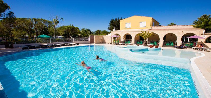 Camping le Neptune, Agde, Hérault