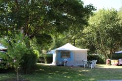 Accommodation - Canvas Bungalow Lagune 16 M² Sunday / Sunday - Camping Le Moulin de Serre