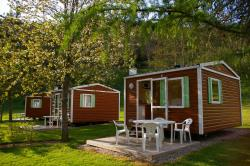 Accommodation - Mobile-Home Astria 16 M² Sunday / Sunday - Camping Le Moulin de Serre