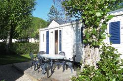 Accommodation - Mobile-Home Océane 27 M² - 2 Bedrooms - Camping Le Moulin de Serre