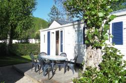 Accommodation - Mobile-Home Oceane 27 M² Sunday / Sunday - 2 Bedrooms - Camping Le Moulin de Serre