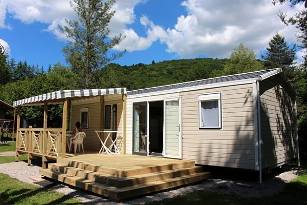 Location - Nirvana 36 M2 Quattro - Camping Le Moulin de Serre