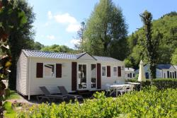 Accommodation - Mobile-Home Tamaris 32 M² - 3 Bedrooms - Camping Le Moulin de Serre