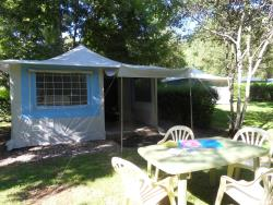 Accommodation - Canvas Bungalow Lagune 16M² Friday - Friday - Camping Le Moulin de Serre