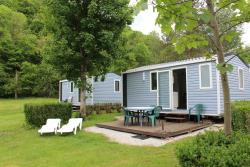 Accommodation - Mobile-Home Super Vénus 22M² - Camping Le Moulin de Serre