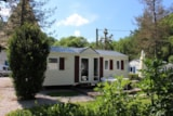 Rental - Tamaris 32 M²  Friday - Friday - Camping Le Moulin de Serre