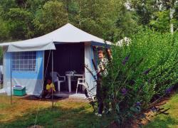 Accommodation - Canvas Bungalow Lagune 16M2 From Monday To Monday - Camping Le Moulin de Serre