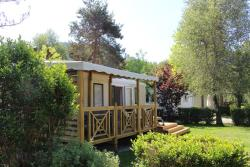 Accommodation - Mobile-Home Santafé Suite 34M2 - Camping Le Moulin de Serre