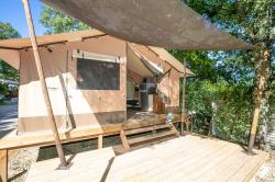 Huuraccommodaties - Eco-Tent - Domaine des Chênes
