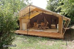 Eco-Tent, Sicile, 5 Peoples