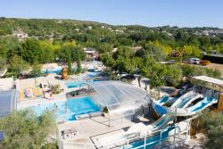 Betrieb Camping Les Coudoulets - Pradons
