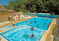 Bathing Camping Le Pequelet - Salavas