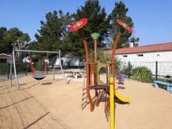 Leisure Activities Camping Les Jardins De L'atlantique - St Jean De Monts
