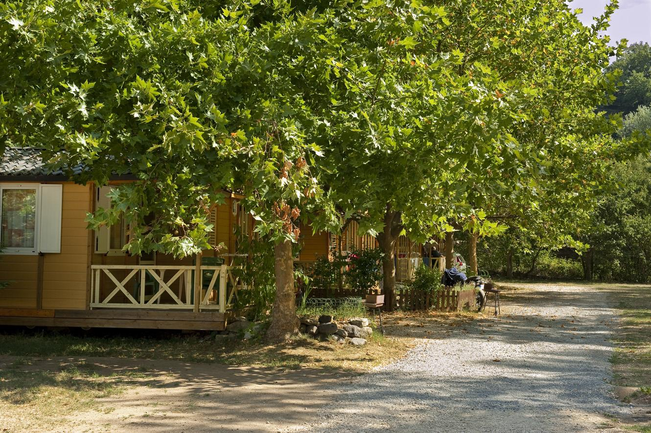 Locatifs - Gitotel - Camping Moulin d'Onclaire