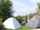 Pitch - Package 80m² - Camping L'Arada Parc